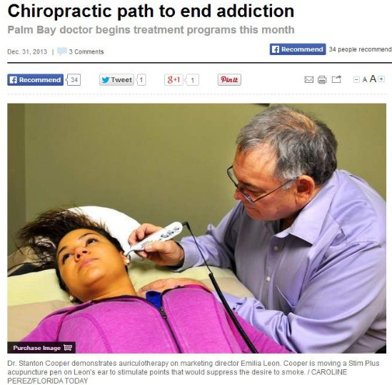 NYC Chiropractors May Play a Bigger Role in Aiding Addiction Treatment