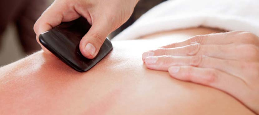 gua sha treatment with dr. steven schram 01 - 646-736-7719